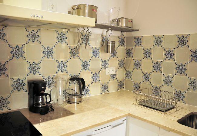 Apartamento en Setúbal - Apartamento reformado con aire acondicionado en el centro de Setúbal