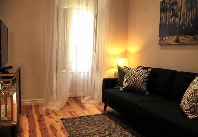Apartamento en Setúbal - Apartamento totalmente equipado con aire acondicionado en el centro de Setúbal