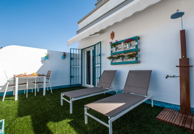 Apartamento en Sevilla - Pozo Santo Penthouse