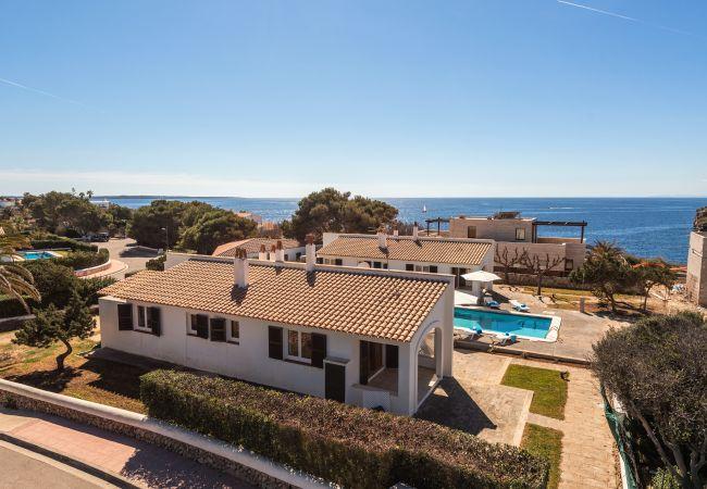 Apartamento en Cala´n Blanes - Apartamento J, dispone de bajada privada a la playa de plataformas de Calan Brut, con piscina privada y nuevo mobiliario!!