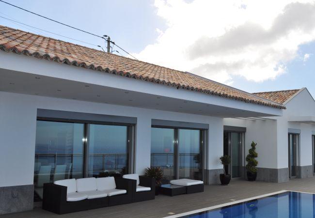 Casa em Fajã da Ovelha - Villa São Lourenço
