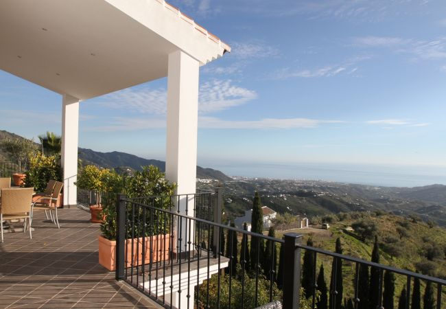Villa em Frigiliana - Casa de las Artes - picturesquely beautiful villa and surroundings