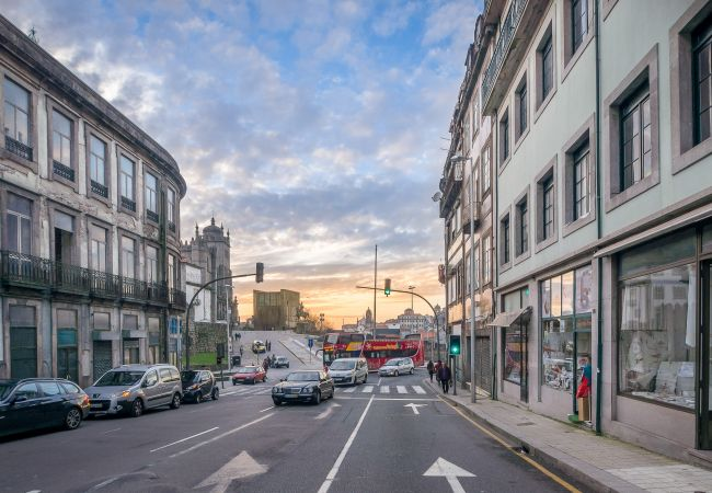 Apartamento em Porto - Feel Porto Historic Boutique Flat (Varanda, Sé)