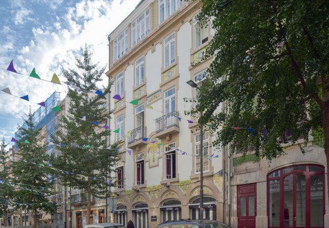 Estúdio em Porto - On Trend Nightlife Studio 203 (Estúdio Espaçoso!)