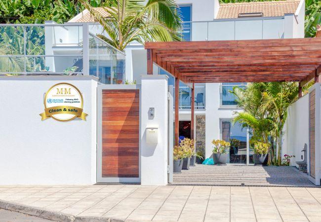 Villa em Madalena do Mar - Madeira Beach House - MHM