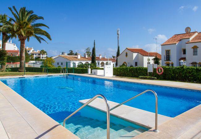 Apartamento em Mijas Costa - Riviera Playa - Costa del Sol - Charming apartment with Sea View