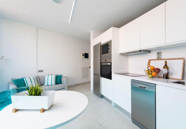 Apartamento em Las Palmas de Gran Canaria - Edison Building 401 By CanariasGetaway