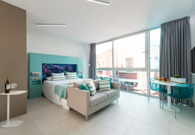 Apartamento em Las Palmas de Gran Canaria - Edison 202 by CanariasGetaway