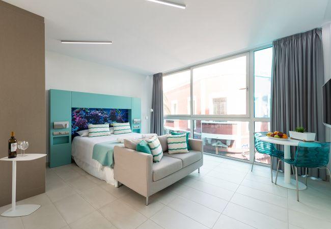Apartamento em Las Palmas de Gran Canaria - Edison Building 302 By CanariasGetaway