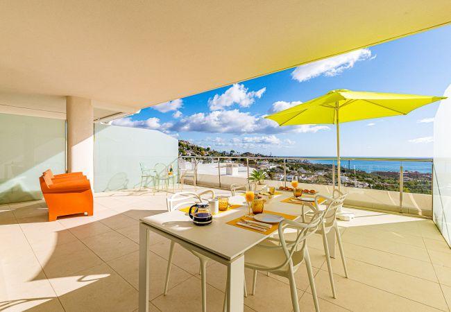Apartamento em Benalmadena - Hill Collections, El Higueron - Exclusive apartment with Sea View