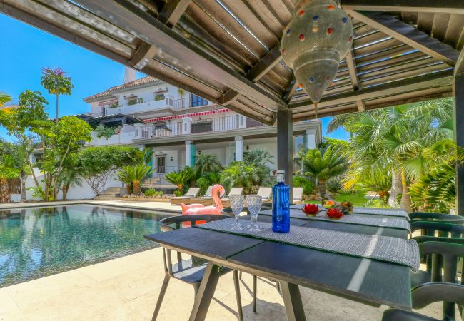 Apartamento em Marbella - La Solana de Nagüeles, Golden Mile Marbella, apartment w/ private pool