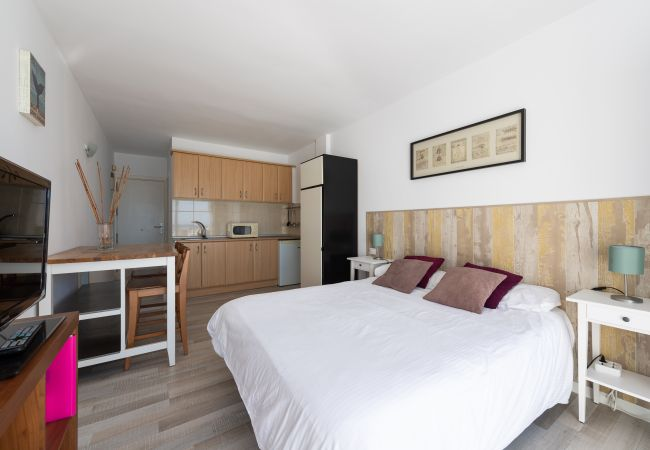 Апартаменты на Лас Пальмас де Гран Канариа / Las Palmas de Gran Canaria - Cómodo estudio encima del mar by CanariasGetaway