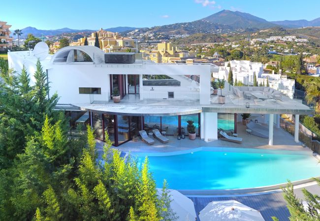 Вилла на Marbella - Casa Blanca Marbella - Exclusive Luxury Villa