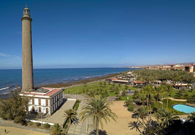 Апартаменты на Лас Пальмас де Гран Канариа / Las Palmas de Gran Canaria - Comfty on the beach By CanariasGetaway