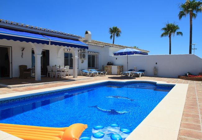 Вилла на Benalmadena - Casa Due Benalmadena - Private pool villa outside Malaga
