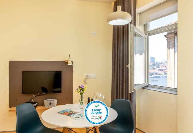 Апартаменты на Porto - Feel Porto Codeçal Apartment 2.2 (Ponte Luís I)