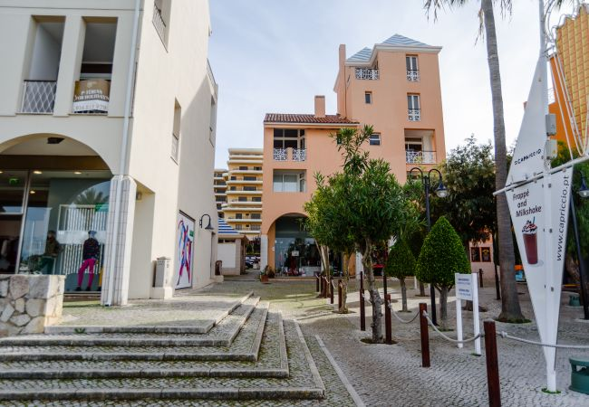 Апартаменты на Vilamoura - Marina Plaza