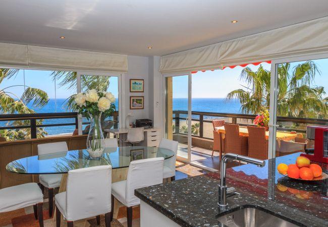 Appartement à Torremolinos - El Remo Deluxe - Frontline Beach Apartment Torremolinos