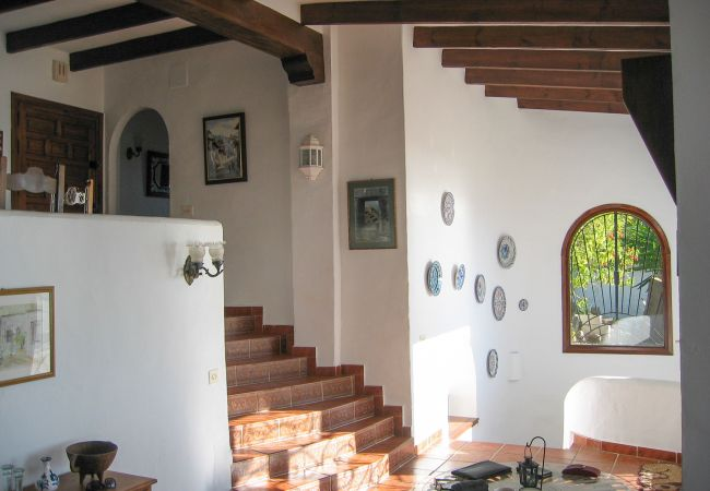 Villa à Salobreña - Casa Lobo - Villa with Mediterranean Sea View in Salobreña