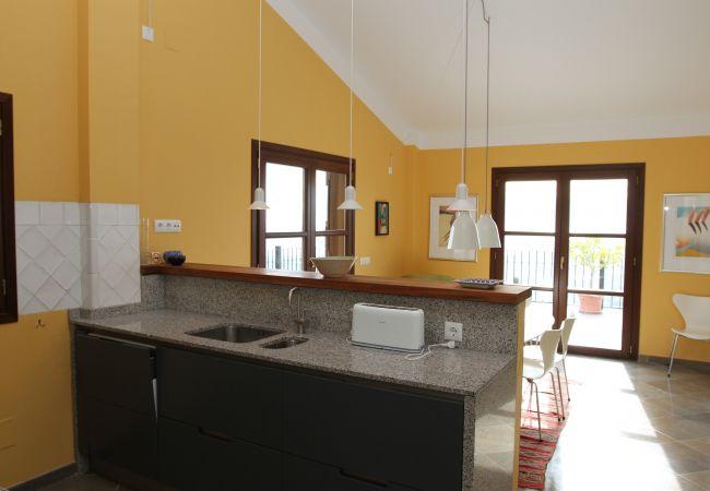Villa à Frigiliana - Casa de las Artes - picturesquely beautiful villa and surroundings