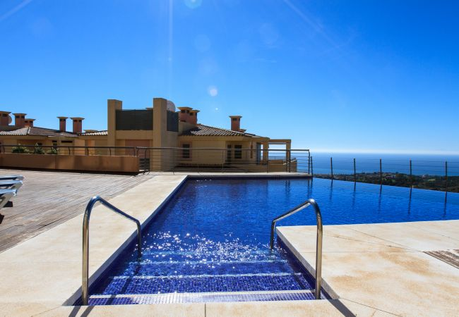 Appartement à Mijas Costa - Campos del Mar - Beautiful decorated apartment with terrace and views