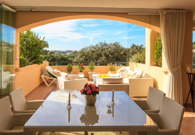 Appartement à Marbella - Hacienda Elviria Marbella - Exclusive Apartment