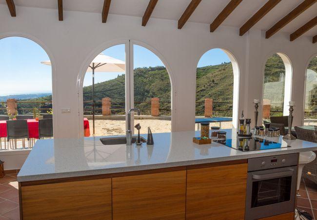 Villa à Algarrobo - Casa Ventura - Country house outside Malaga