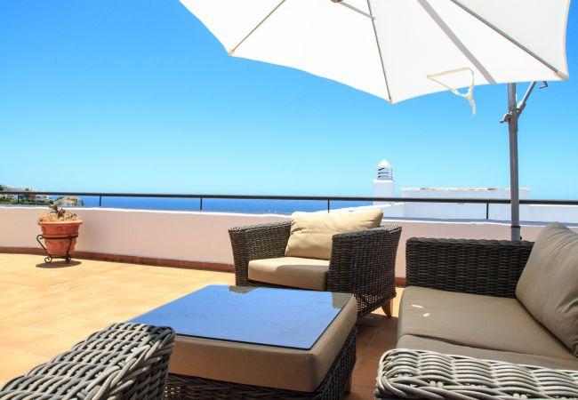 Appartement à Mijas Costa - Penthouse Miraflores Alto