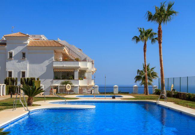 Appartement à Rincón de la Victoria - Aaron - Unique Mediterranean View of Malaga Bay