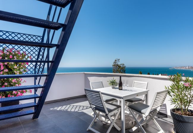 Appartement à Fuengirola - Tucan - Exclusive Penthouse Apartment with large rooftop terrace