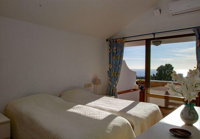 Appartement à Mijas Costa - Pueblo del Sol - Lovely apartment with Mediterranean Sea View