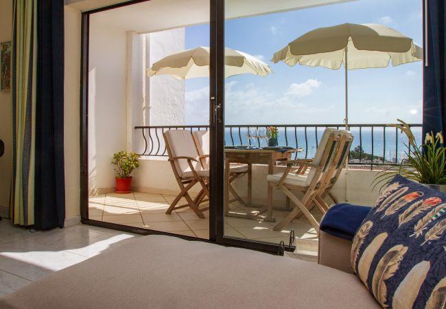 Appartement à Mijas Costa - Riviera Playa - Costa del Sol - Charming apartment with Sea View