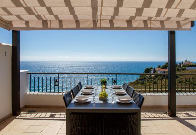 Appartement à Torrox Costa - Penthouse Calaceite Vistamar - Exclusive and unique Sea View