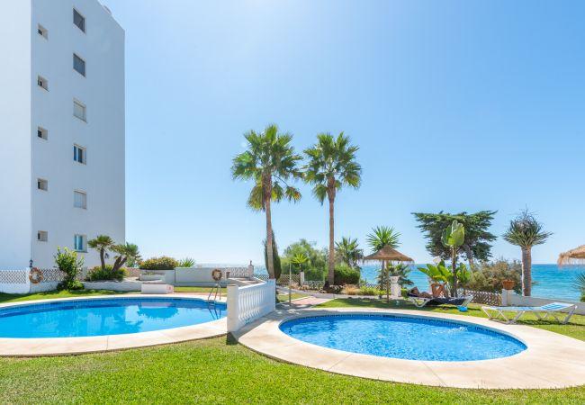 Appartement à Mijas Costa - Algaida Beach Apartment, Calahonda de Mijas