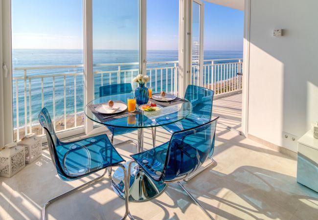 Appartement à Benalmadena - Maite Beach Apartment, Benalmadena - Perfect location, Sea View