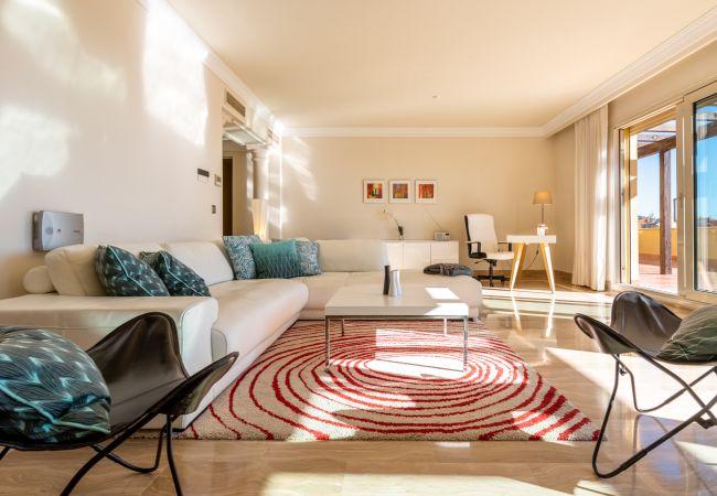Appartement à Marbella - Sierra Blanca, Marbella - Exclusive Luxury Scandinavian decorated