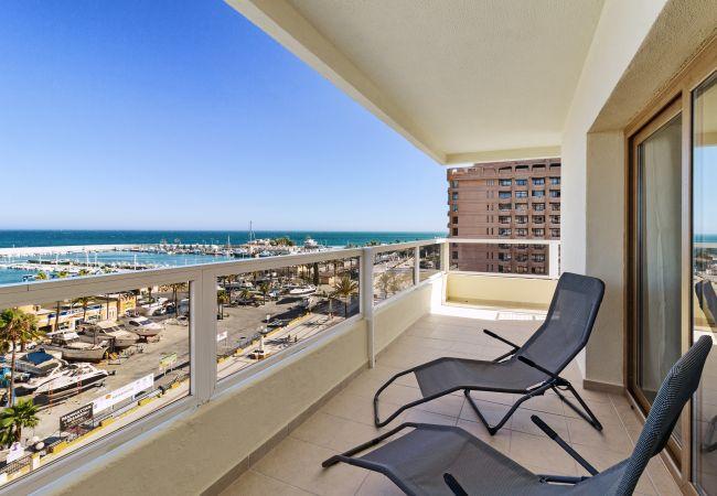 Appartement à Fuengirola - Fuengirola Beach - Exclusive 1st Line Beach Apartment