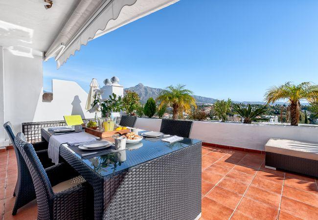 Appartement à Puerto Banus - Jardines de Andalucia in Puerto Banus