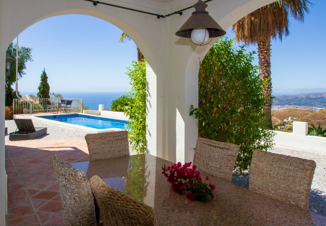 Villa à Algarrobo - Casa el Mirador - Authentic Spanish Country House