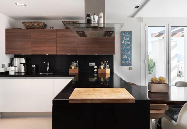 Appartement à Ojen - Charming holiday home - La Floresta - Soto Golf - Marbella