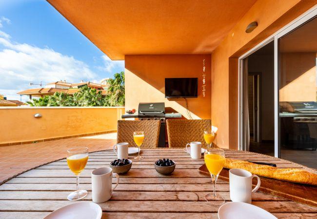 Appartement à Fuengirola - Buganvilla, El Higueron
