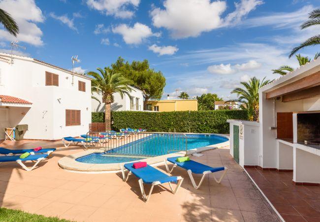 Apartment in Cala Blanca - Menorca Apartments - Apartments in Menorca / Mauter Villas