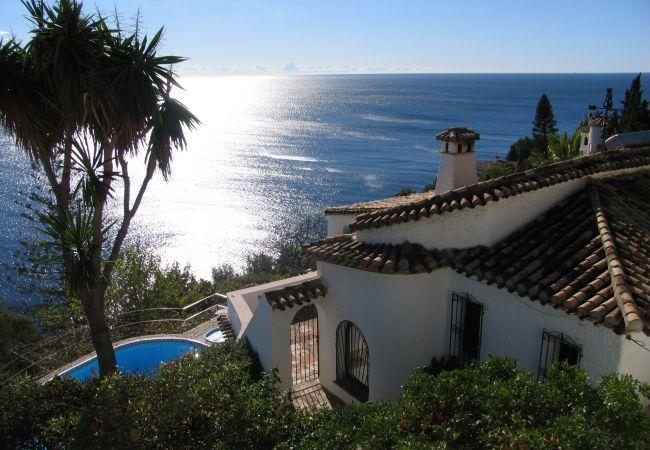 Villa in Salobreña - Casa Lobo - Villa with Mediterranean Sea View in Salobreña