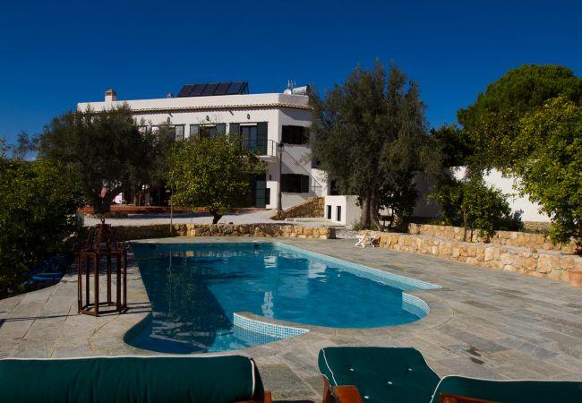 Villa in Melegís - Jardin de los limones - private lemon garden