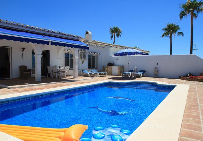 Villa in Benalmadena - Casa Due Benalmadena - Private pool villa outside Malaga