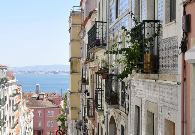 Apartment in Lisbon - Comfortable and stylish apartment, fully equipped, in Lapa in Lisbon