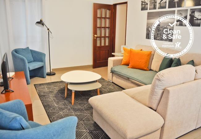 Apartment in Lisboa - Apartament for 6 people, very confortable and fully equiped, near the center of Lisbon.