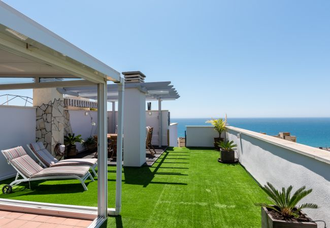 Apartment in Fuengirola - Tucan - Exclusive Penthouse Apartment with large rooftop terrace
