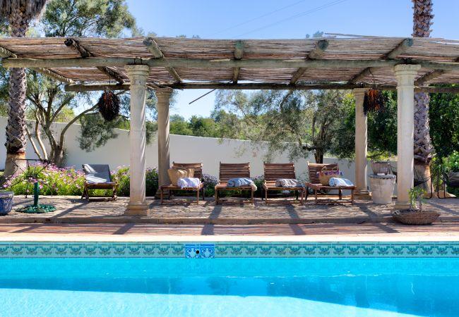 Country house in Boliqueime - Casa de Mondo III - Green Room