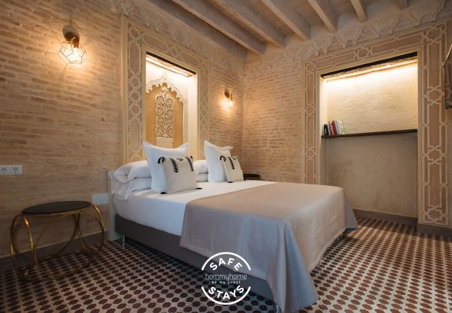 Rent by room in Sevilla - Casa Assle Deluxe Suite